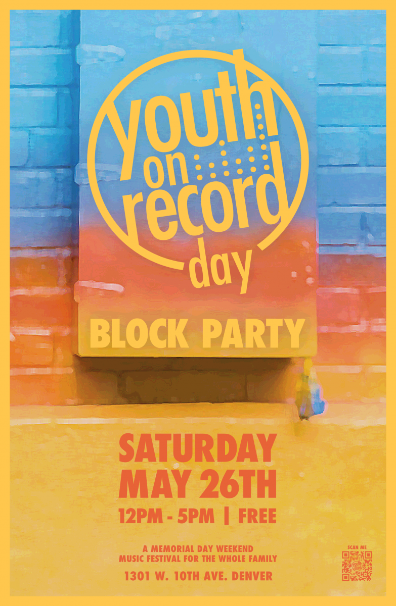 Youth on Record Block Party