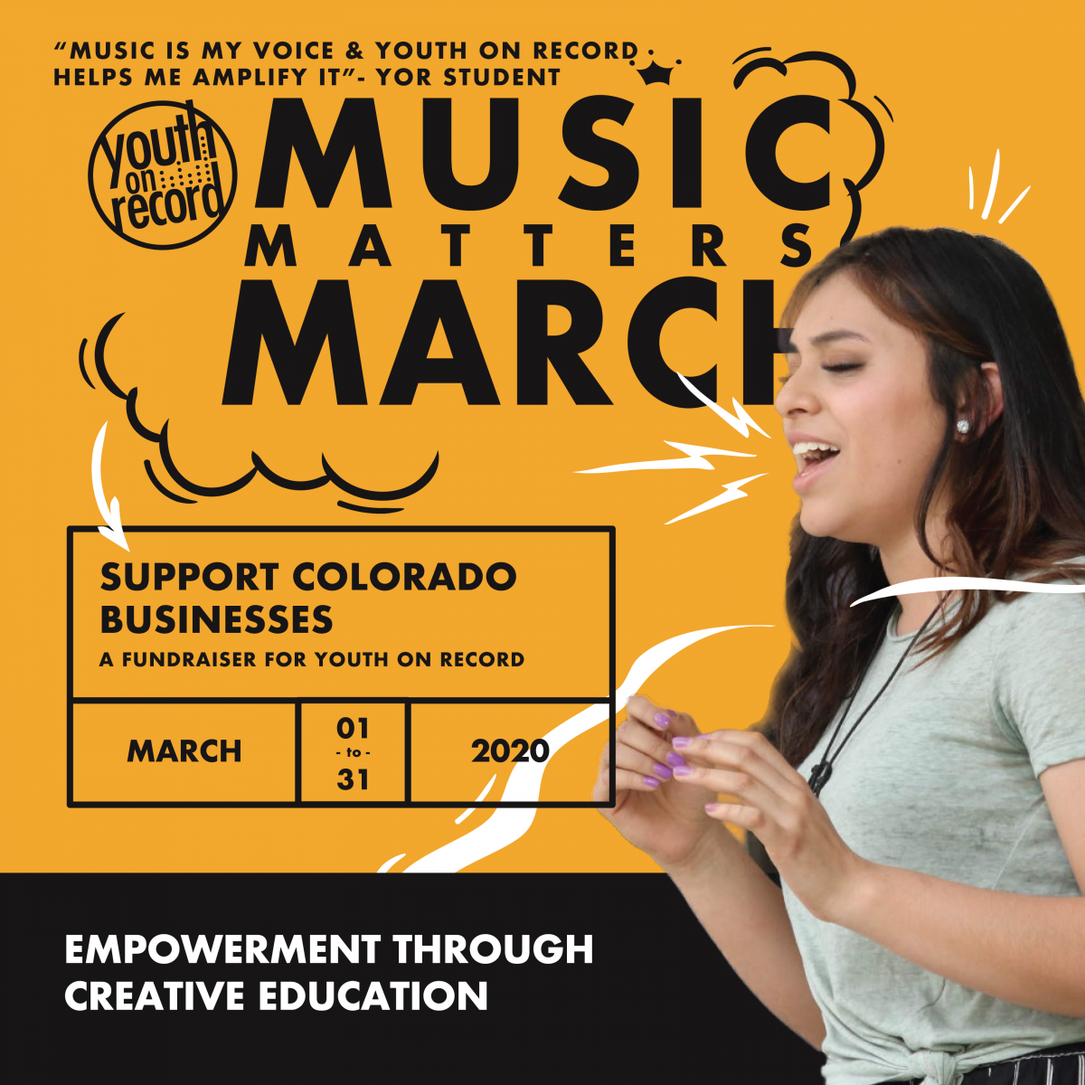 Music Matters March