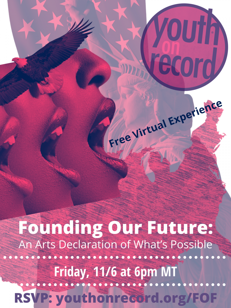 Founding Our Future: An Arts Declaration of What's Possible