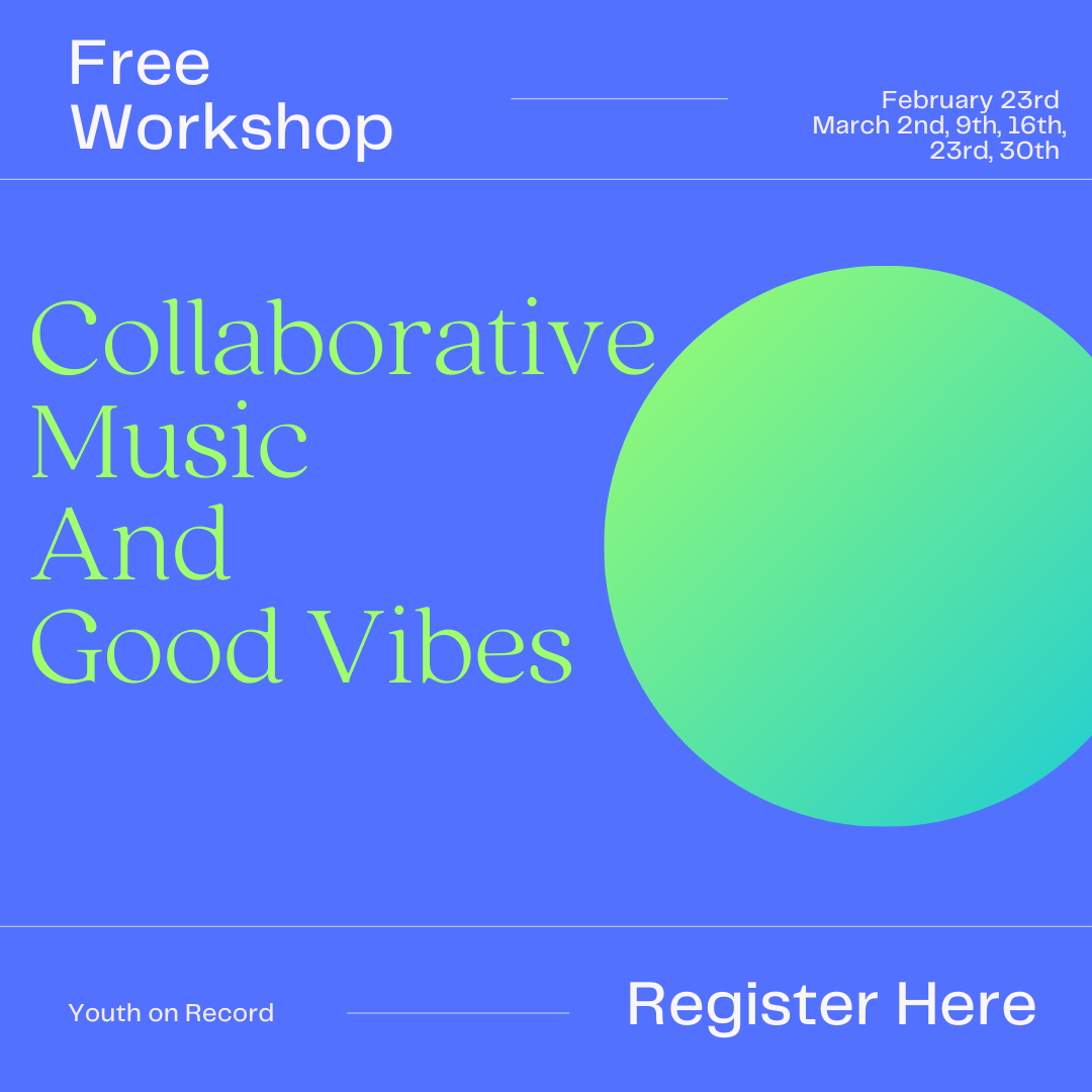 Collaborative Music & Good Vibes