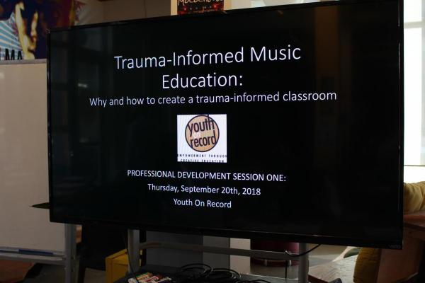 Trauma Informed Music Education: Why and How to Create a Trauma-informed Classroom