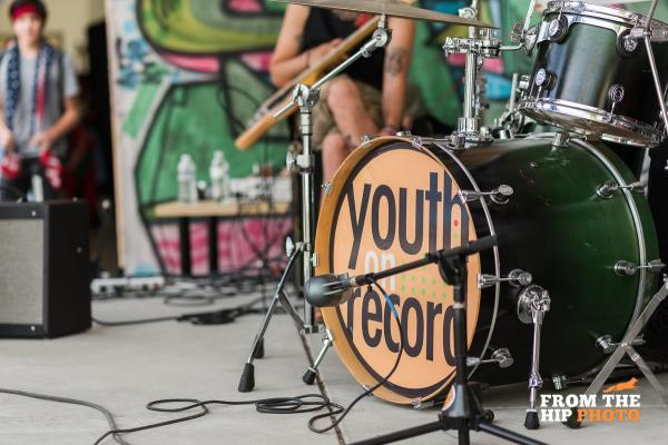 Youth on Record Drum Kit