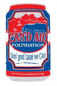 CAN'd AID Foundation logo
