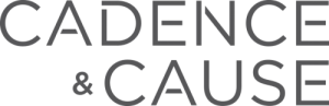 Cadence and Cause logo