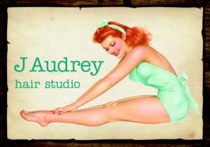 J Audrey Hair Studio logo