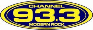 KTCL Channel 93.3 logo