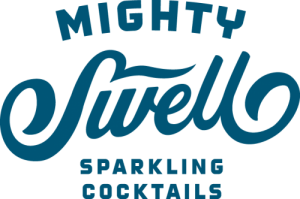 Mighty Swell Cocktails logo