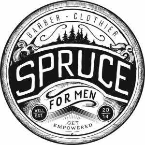 Spruce for Men logo