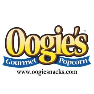 Oogies Popcorn logo