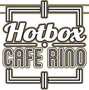 Hotbox Cafe RiNo logo