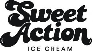 Sweet Action Ice Cream logo