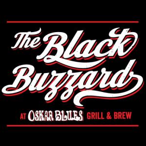 The Black Buzzard logo