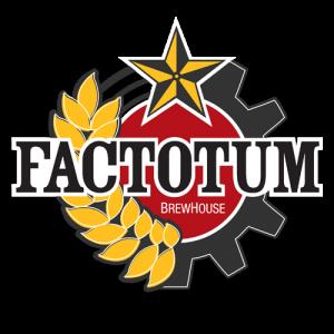 Factotum Brewing logo