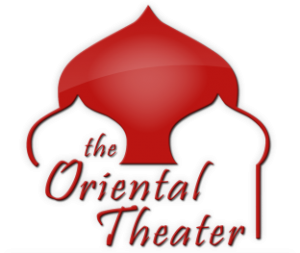The Oriental Theater logo