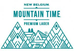 New Belgium Mountain Time  logo