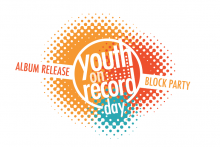 Youth on Record Day Album Release Block Party Logo